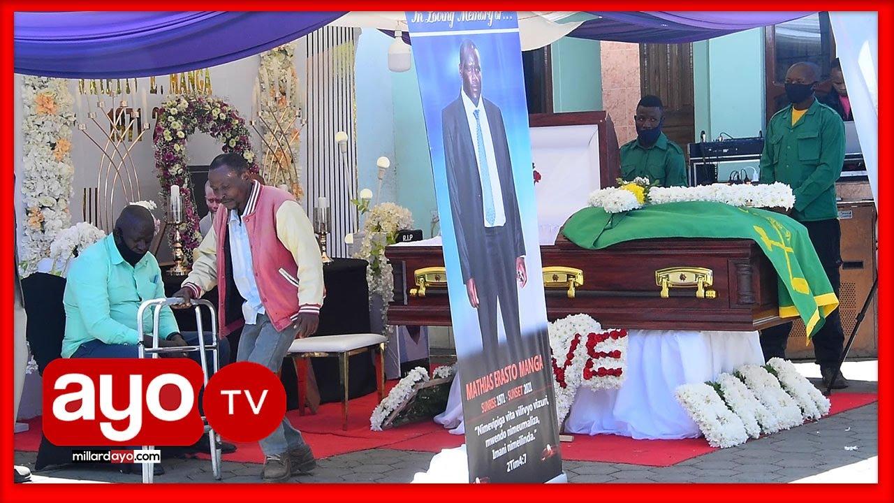 Download VILIO MWILI WA BILIONEA MANGA UKIAGWA NYUMBANI KWAKE NGARENARO, KUZIKWA KESHO