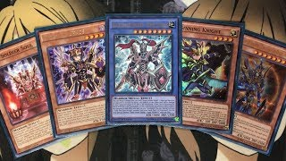 My Black Luster Soldier Yugioh Deck Profile for August 2019