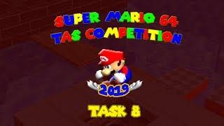 Super Mario 64 TAS Competition 2019 - Task 8
