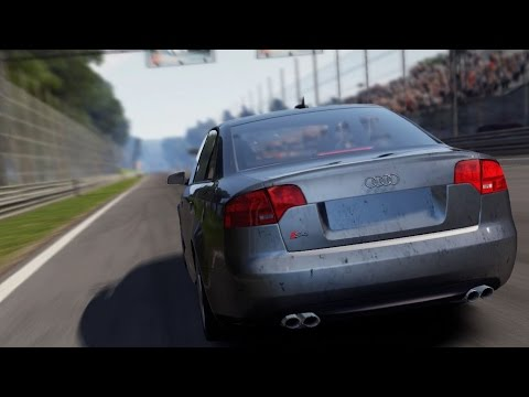 Need For Speed: Shift 2 Unleashed - Audi S4 - Test Drive Gameplay (HD) [1080p60FPS]