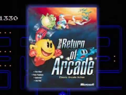 Microsoft Return Of Arcade Revenge Of Arcade Official Trailer