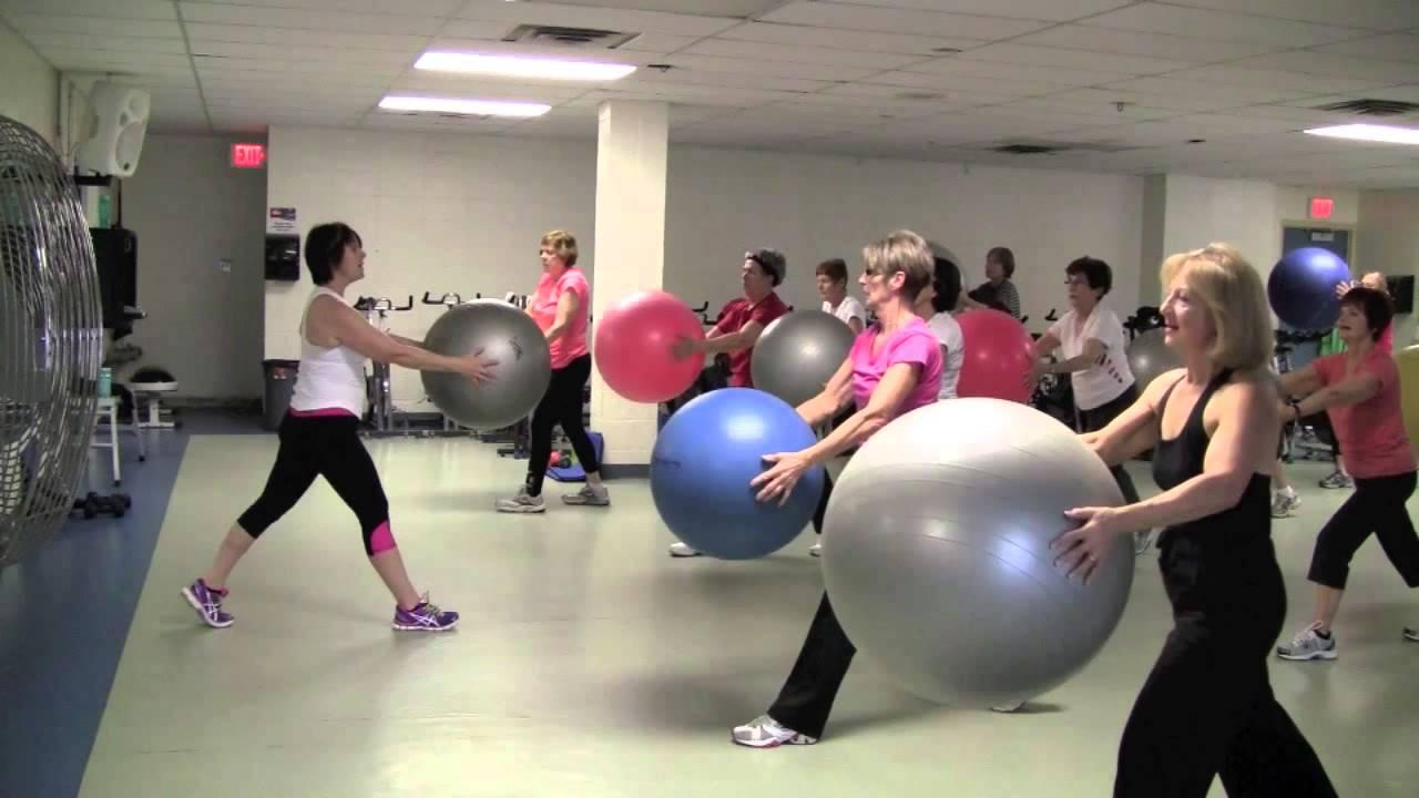Strong Seniors Fitness Class Youtube