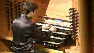 Mozart Fantasia in f KV 608 - Raúl Prieto Ramírez, organ