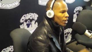 Jamie Foxx Talks About Ending Beyonce