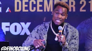 """JERMELL CHARLO DEMANDS THE WBC TO STRIP TONY HARRISON FOR """"FAKING HIS ANKLE INJURY"""""""