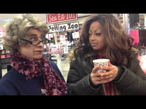 Tranny and lesbian 7/11 Beyonce from YouTube · Duration:  6 minutes 43 seconds