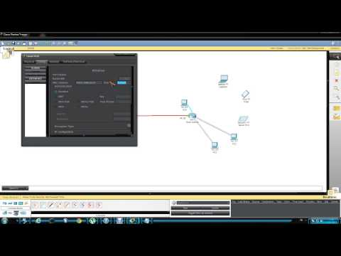 How to creat wimax with packet tracer 1step.flv