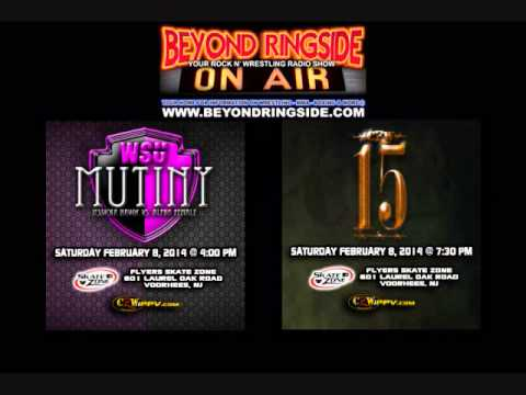 Beyond Ringside - Tuesday January 28, 2014 - Hour One With Phil Stamper