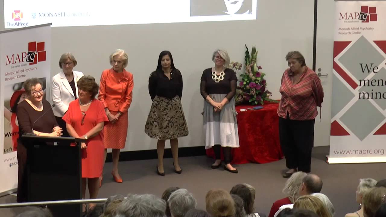 Australian Consortium For Women S Mental Health Youtube