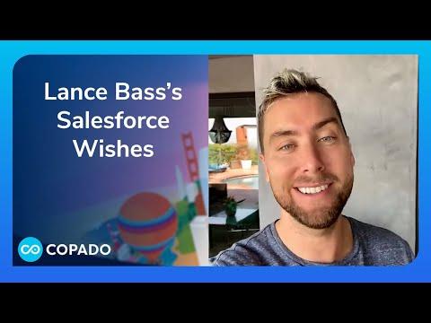 Lance Bass's Salesforce Wishes