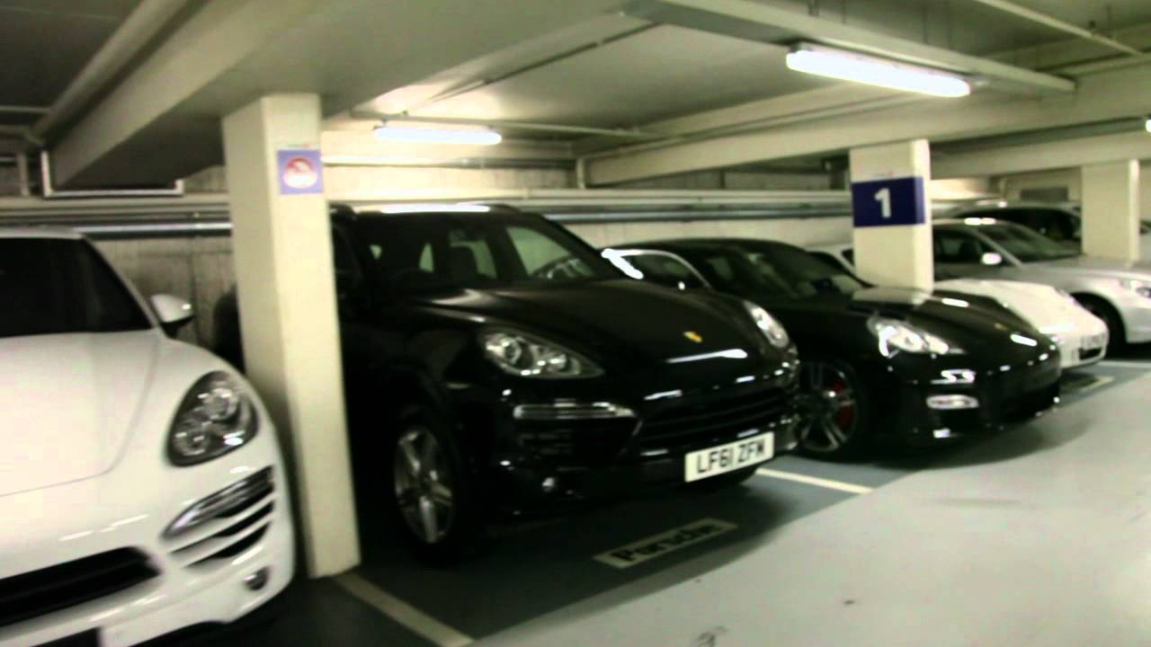 Underground Car Park At Hyde Park Youtube