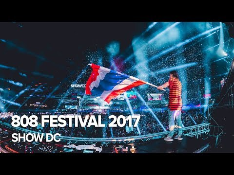 808 Festival 2017 At Show DC Bangkok