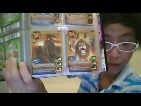 Animal Kaiser Card Collection(28/9/2011)Including 'Galleon ...