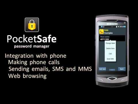 PocketSafe - Samsung BADA