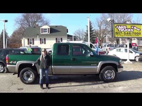 2000 Chevy Silverado 2500 4X4 – USED CARS & TRUCKS FOR SALE in HOWELL , MI
