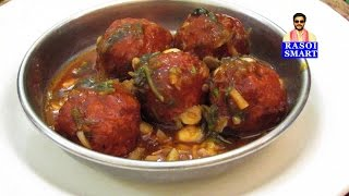 Patta Gobi(Cabbage) Manchurian / Bangalore style street snack / Chef Aadharsh Tatpati