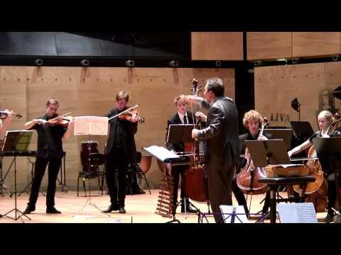 Zapolski Strings @ Orchester Festival Copenhagen 2015