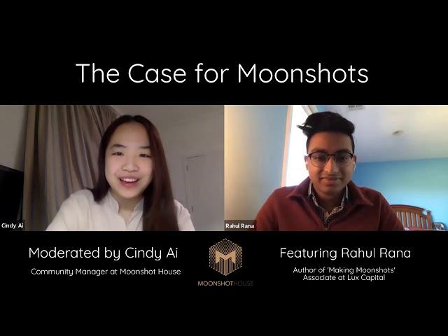 Moonshot House Mini Series - Ep 1