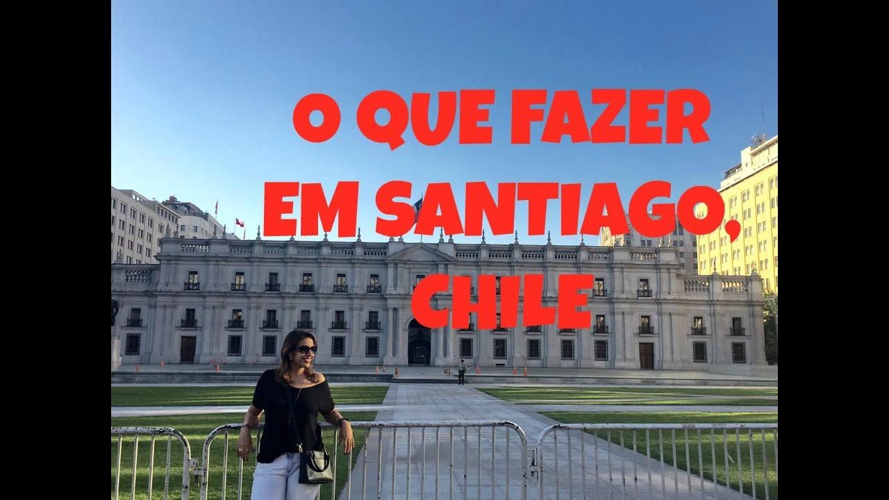 8a2c2074d7523 O QUE FAZER EM SANTIAGO, CHILE - YouTube
