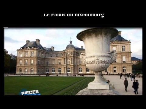 Palais du luxembourg dit le Palais de la Honte