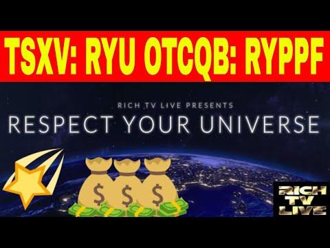 Stocks Explained: Respect Your Universe (TSXV: RYU) (OTCQB: RYPPF)