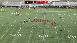 Women's Soccer vs. St. Lawrence Highlights thumbnail