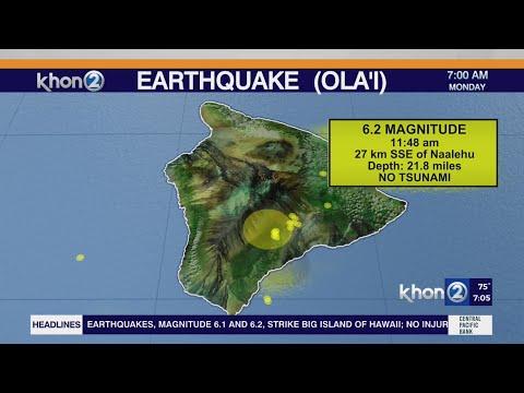 UGSG Scientist Explains the 6.2 Magnitude Earthquake