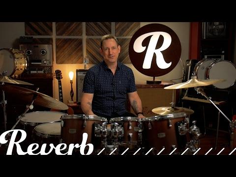 Smashing Pumpkins drummer Jimmy Chamberlin selling his gear online