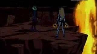 Teen Titans- Check Yes Juliet (BBXTerra)