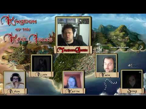 Kingdom of the Kael Isles Episode 19: Exploring the Ruined City
