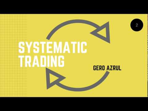 02 Systematic Trading   Trading Plan & Risk Reward