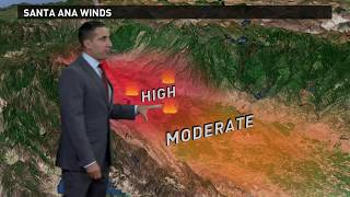 Weather Outlook: Hurricane Ophelia and California wildfires
