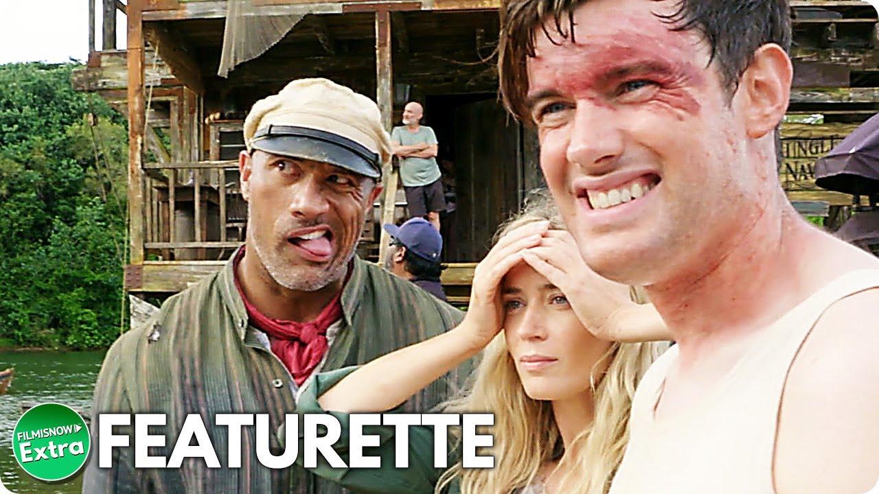 JUNGLE CRUISE (2021) | Cast Camaraderie Featurette