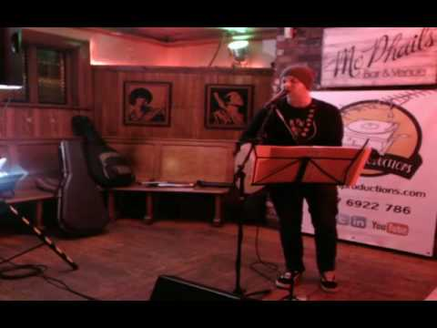 Michael Owen @ Open Mic