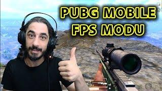 PUBG MOBILE FPS MODU İNCELEME