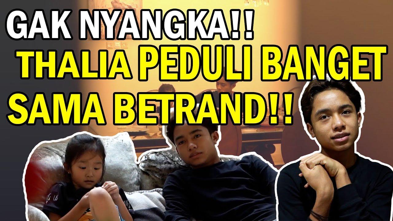 The Onsu Family - Kepedulian Thalia untuk Betrand patut di acungi JEMPOL!!!