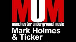 Mark Holmes & Ticker - Chin Stroker