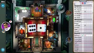 DGA Plays: Clue/Cluedo - Digital (Ep. 1 - Gameplay / Let's Play)