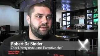 Meet the Chef: Robert De Binder of Chez Liberty