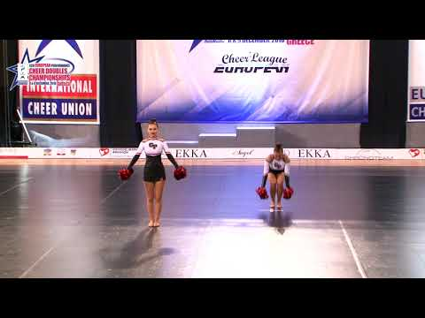 88 JUNIOR DOUBLE FREESTYLE POM Boehmer   Trommer CCVD e V  GERMANY