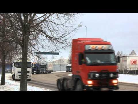 Convoy Turku - Rekkaprotesti.fi