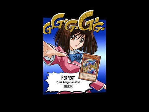 "Yugioh Duel Links - Téa Make A ""Perfect Dark Magician Girl"" Deck"