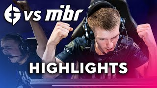 Easy Brehze - @Evil Geniuses  vs @MIBR | Spring Final NA HIGHLIGHTS