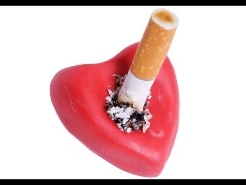 Вред курения на сердце