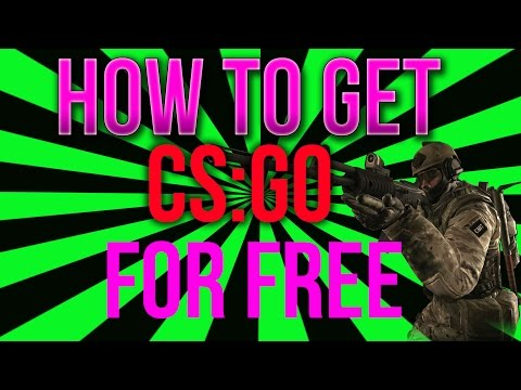 How To Download Counter Strike Global Offensive For Free,With Multiplayer [DISLIKE BOTTED]