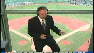 Jerry Remy Air Guitar