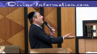 Rabbi Mizrachi in Ner Israel Yeshiva - London (Torah vs. Evil Inclination)