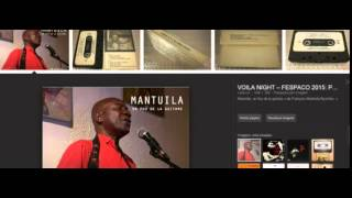 MANTUILA NYOMBO- Congo legendary musician-THE FIRST SONG AT YO…