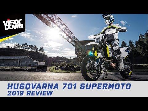 Husqvarna 701 Supermoto Review