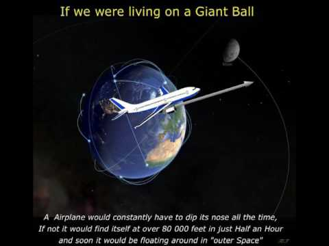 200 Proofs Earth is Not a Spinning Ball - Lithuanian Language
